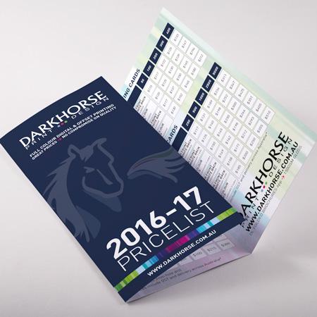 100lb Cover Brochures