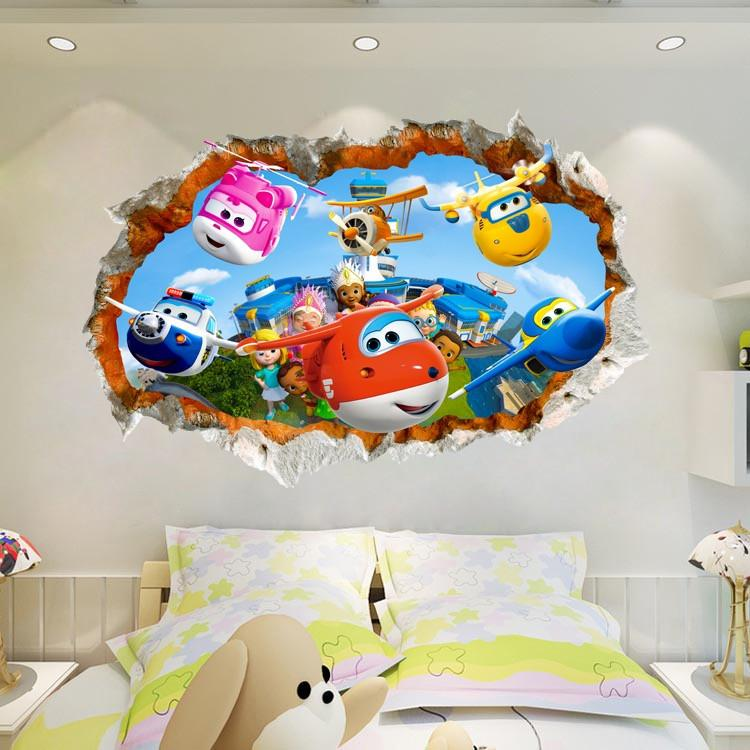 Wall Fabric Decals